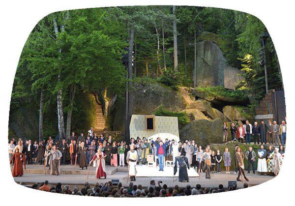 Kultur-Angebot Luisenburg-Festspiele