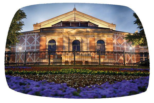 Kultur-Angebot Bayreuther-Festspiele