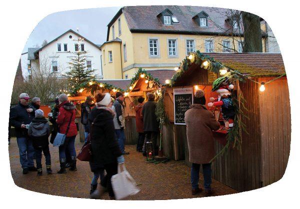Kulturangebot Baderner Weihnachstmarkt
