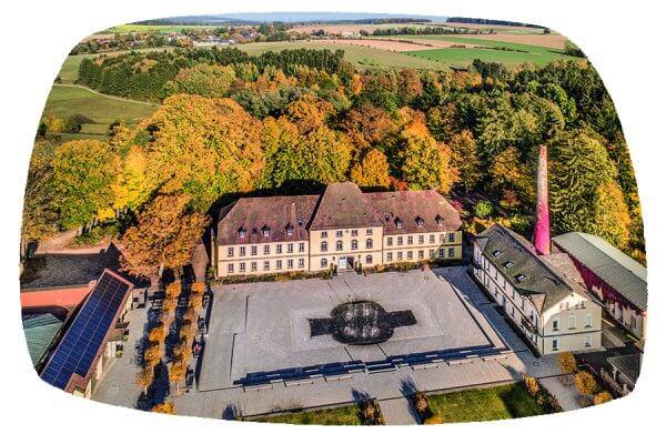 Markgräfliches Schloss - Osteopathie